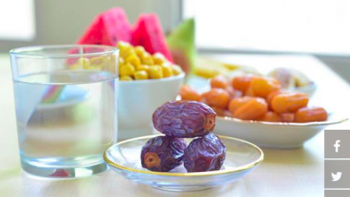 Photo of 5 نصائح لفقدان الوزن في رمضان