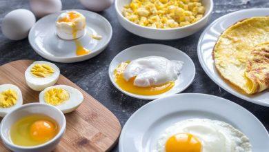 Photo of كيفية طبخ البيض بطريقة آمنة
