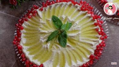 Photo of بالفيديو ..متبل الباذنجان بالطحينة اطيب و افضل من المطاعم تحضر بطريقة سهلة