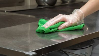 Photo of اماكن في مطبخك هي الاكثر اتساخاً وتنسين تنظيفها دائماً