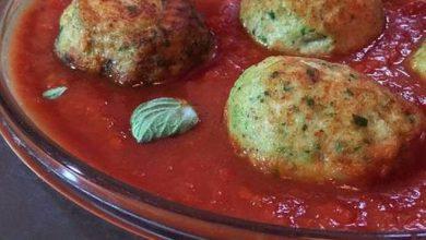 Photo of طريقة تحضير كرات الدجاج بالصلصة الحمراء
