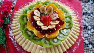Photo of تارت الفواكهة بالكاسترد سهلة وسريعة بشكل راقي (فيديو)