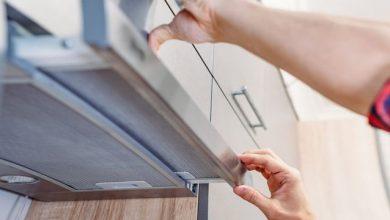 Photo of هذه هي طريقة تنظيف فلتر شفاط المطبخ لاستعادة جودة الجهاز!
