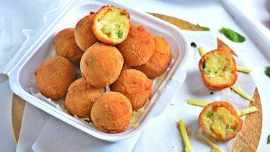 Photo of سرّ تحضير كرات الجبنة المنوّعة : طبق منزليّ لتزيين المائدة!