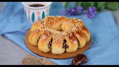 Photo of طريقة عمل خبز التمر