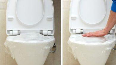 Photo of طرق مذهلة لم تخطر ببالك لإستخدام النايلون اللاصق في أرجاء المنزل!