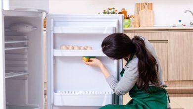 Photo of هكذا تتخلصين من رائحة الثلاجة الكريهة بشكل طبيعي!